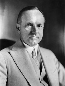 Calvin Coolidge, 29th President of US
