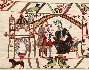 Edward The Confessor (c1003-66) Anglo-Saxon king of England from 1042