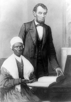 Sojourner Truth (c. 1797 - November 26, 1883) was the self-given name, from 1843